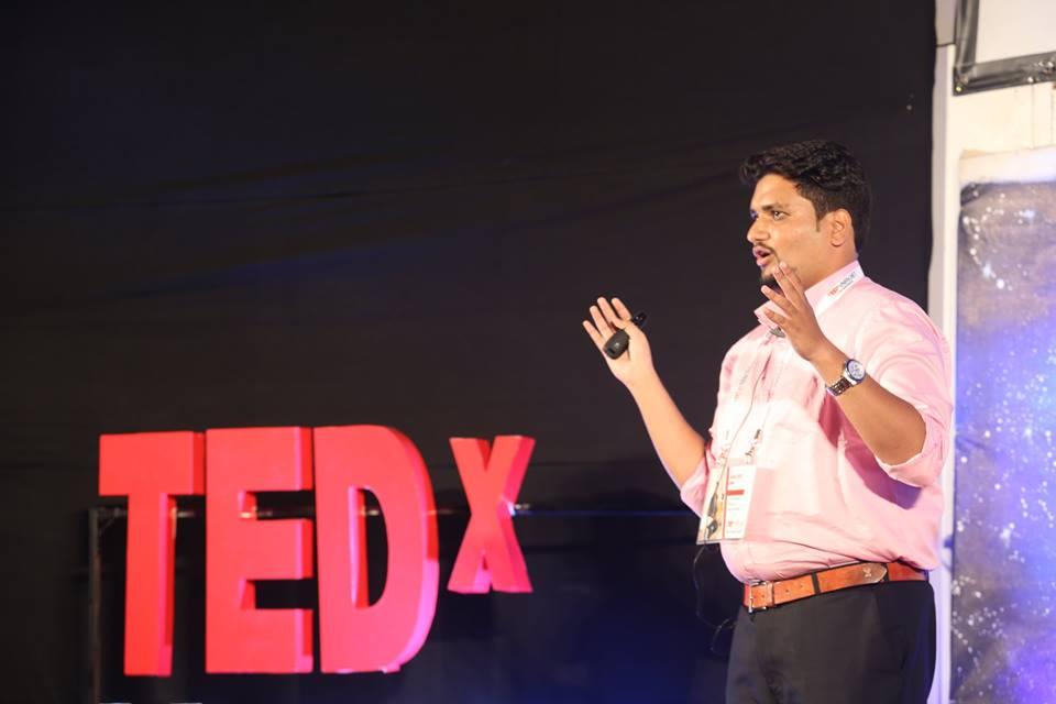TEDx Jawwad Patel