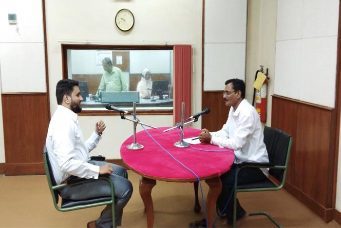 All India Radio (A.I.R)