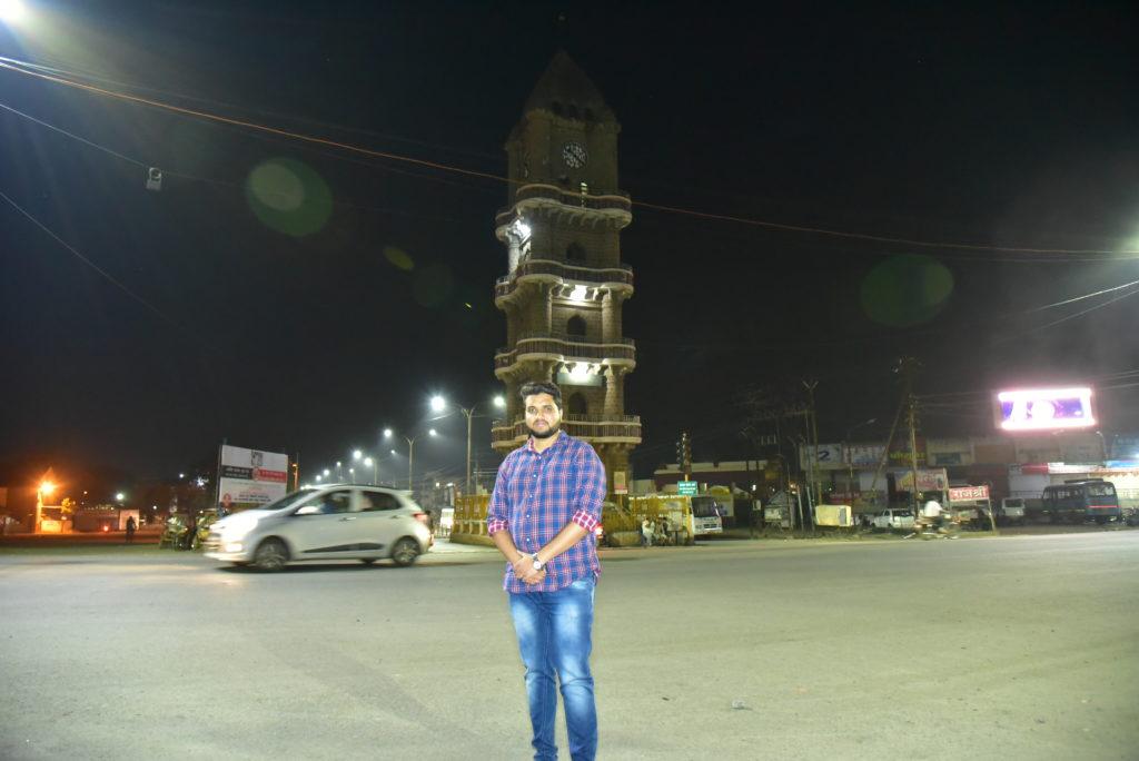 Jawwad Patel - Akola Tower