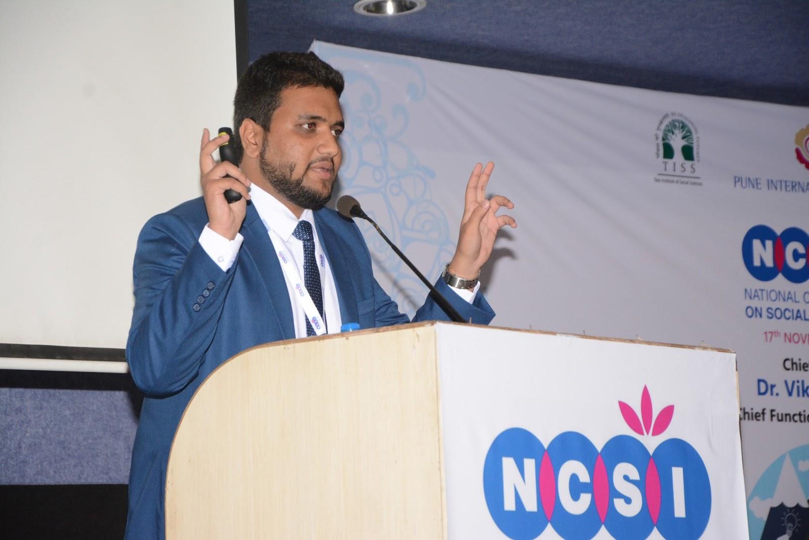 Jawwad Patel NCSI PIC pune