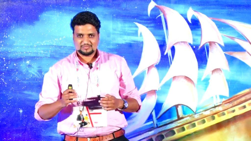 Jawwad Patel  TED