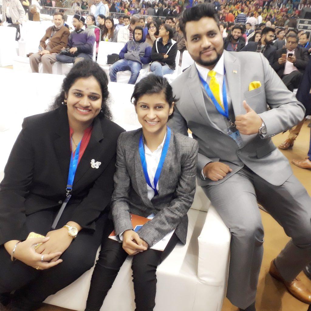 Jawwad Patel at GBU Noida