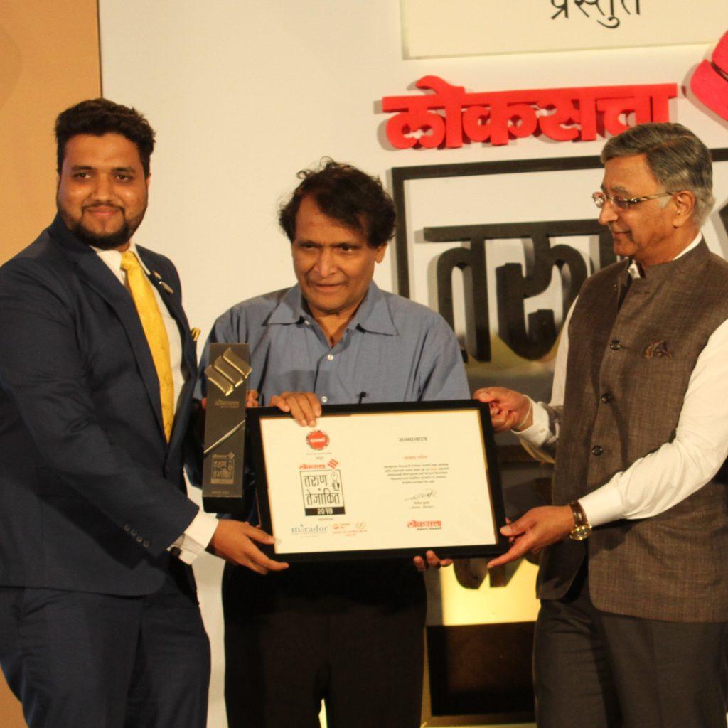 Jawwad Patel - Loksatta Tarun Tejankit