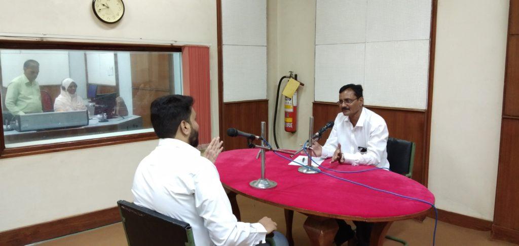AIR Akola Jawwad Patel Scientist Interview