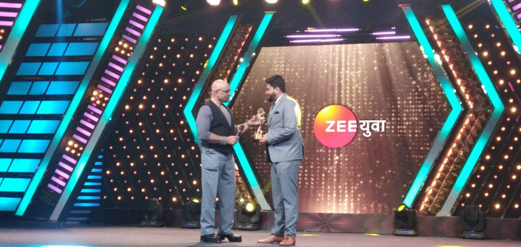 Zee Yuva Award 2018 Excellence in Science and Techonology