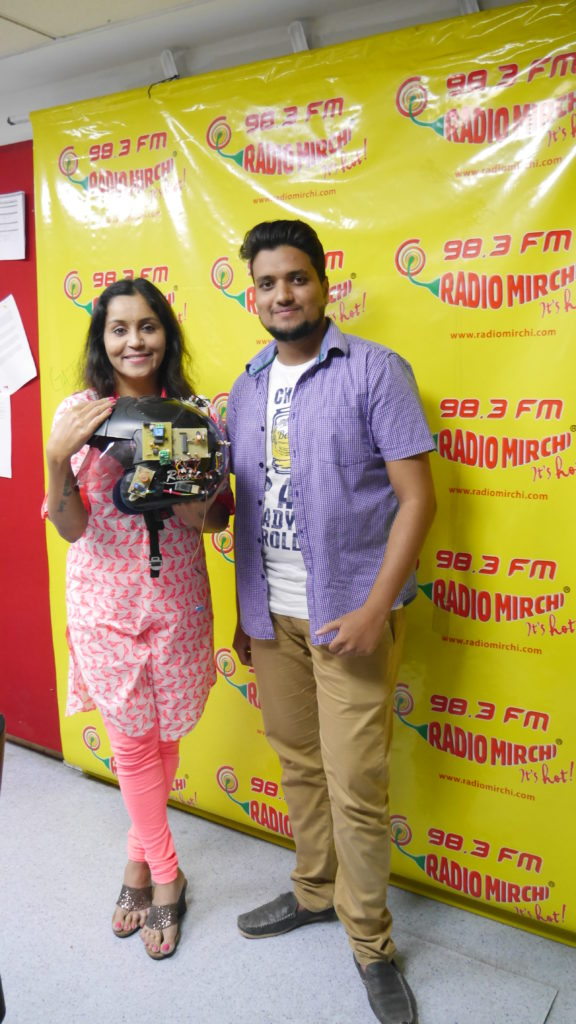 Radio Mirchi Interview - Scientist Jawwad Patel