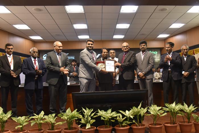 Young Innovator Award - VIT Univarsity